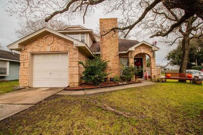 Channelview Single Family Home For Sale: 946 Pennygent Lane