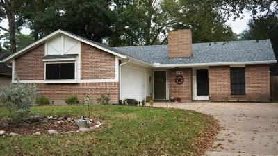 Kingwood Single Family Home For Sale: 4083 E Sherwood Street