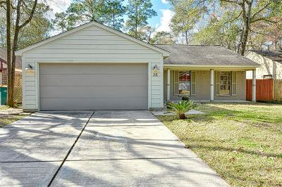 The Woodlands Single Family Home For Sale: 36 S Morningwood Court