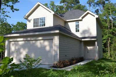 Willis Single Family Home For Sale: 14973 Burnett Road