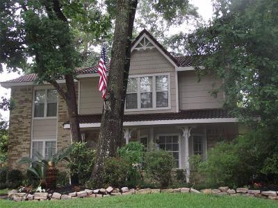 Kingwood Single Family Home For Sale: 3235 Highland Laurels Dr Drive