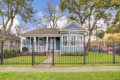 Houston Single Family Home For Sale: 1247 Oxford Street