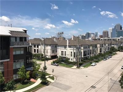 Houston Condo/Townhouse For Sale: 621 Nagle