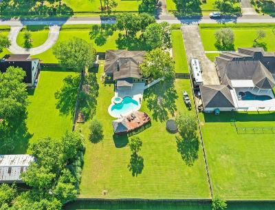 Pearland Single Family Home For Sale: 3950 Wingtail Way