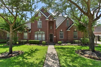 Houston Single Family Home For Sale: 17311 E Mill Village Circle