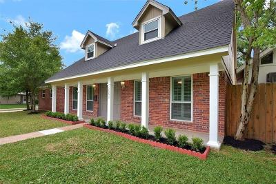 Houston Single Family Home For Sale: 2003 Chaparral Drive