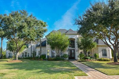 Katy Single Family Home For Sale: 2619 Silverhorn Drive