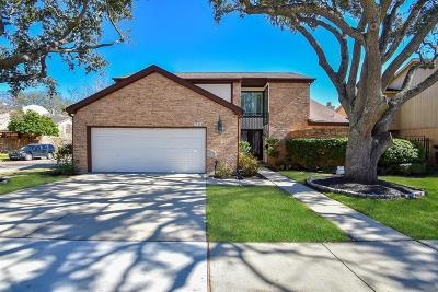 Bellaire Single Family Home For Sale: 5617 Saint Moritz Street