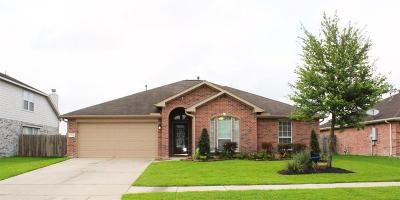 Pearland Single Family Home For Sale: 3904 Glenoak Drive