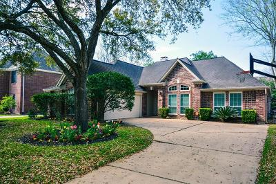 Sugar Land Single Family Home For Sale: 6923 Hearthside Dr Drive