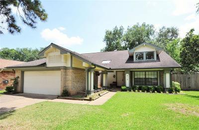 Sugar Land Single Family Home For Sale: 2115 Braesmeadow Lane
