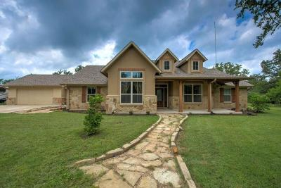 Lee County Country Home/Acreage For Sale: 1011 Private Road 2904