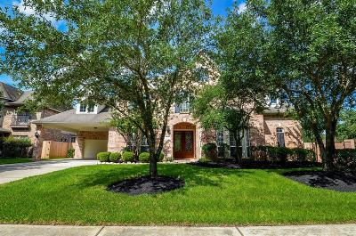 Cinco Ranch Single Family Home For Sale: 4502 Wellbrook Lane
