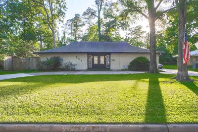 Conroe Single Family Home For Sale: 2009 N Thompson Street