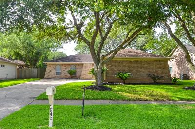 Sugar Land Single Family Home For Sale: 2646 Coopers Post Lane