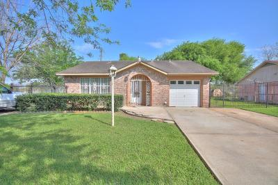 Fort Bend County Single Family Home For Sale: 5222 Castlecreek Lane