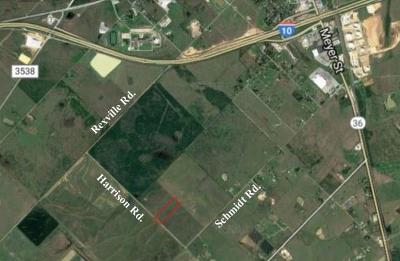 Sealy Residential Lots & Land For Sale: 2688 Harrison Rd Road