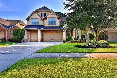 Fulshear Single Family Home For Sale: 28210 Sundown Shores Court