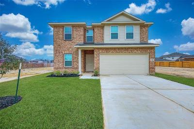 Texas City Single Family Home For Sale: 2408 Pearl Court