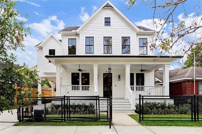 Houston Single Family Home For Sale: 319 E 25th Street