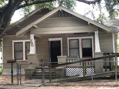Houston Single Family Home For Sale: 730 Bayland Avenue