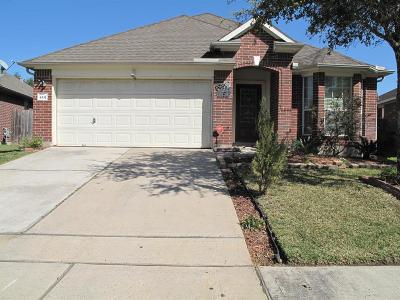 Humble Single Family Home For Sale: 4331 Granite Park Way