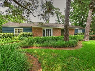 Houston Single Family Home For Sale: 4409 Laurel Drive