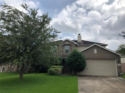 Katy Single Family Home For Sale: 2411 Bristol Band Lane