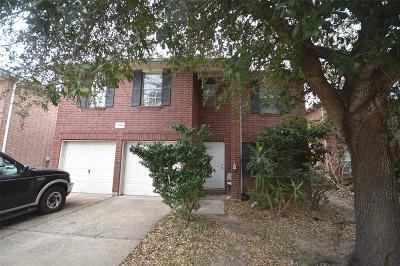 Katy Single Family Home For Sale: 19114 Broadwind Lane
