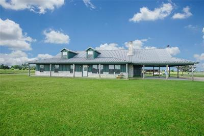 Fort Bend County Country Home/Acreage For Sale: 6020 Guttenberger Road