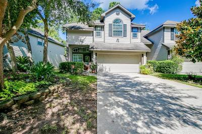 The Woodlands Condo/Townhouse For Sale: 11 E Twinvale Loop