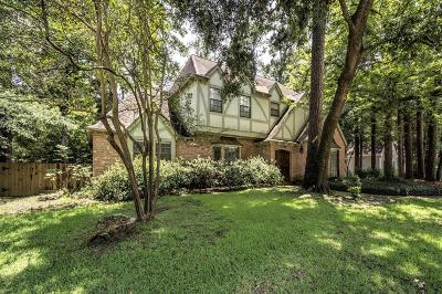 Kingwood Single Family Home For Sale: 2330 Willow Pass Drive
