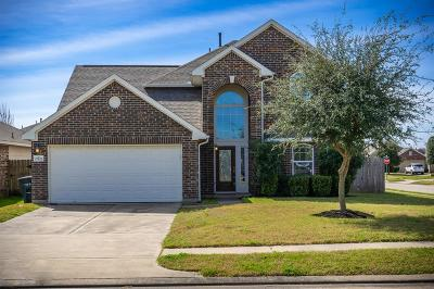 Cypress Single Family Home For Sale: 17923 Cypress Side Drive