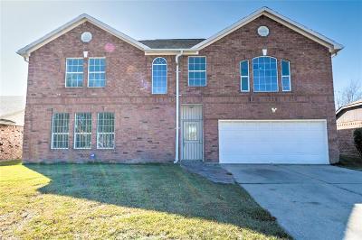 Houston Single Family Home For Sale: 11819 Loveland Pass Drive