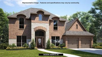 Sugar Land Single Family Home For Sale: 4126 Quiet Dawn Lane