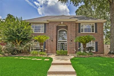Kingwood Single Family Home For Sale: 2923 Four Pines Drive