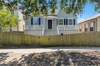 Galveston Single Family Home For Sale: 2613 Avenue K