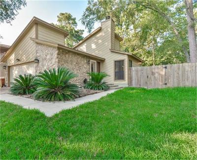 Montgomery Single Family Home For Sale: 11122 Twain Drive