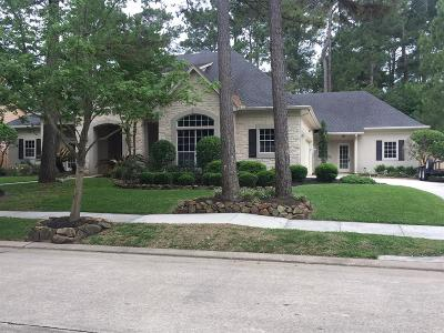 Houston Single Family Home For Sale: 2219 Bens View Trail