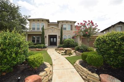Cinco Ranch Single Family Home For Sale: 3219 Shiloh Cliff Lane