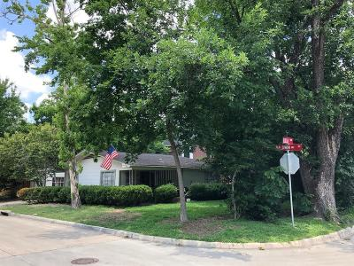 Bellaire Single Family Home For Sale: 4340 Lula Street