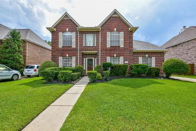 Tomball Single Family Home For Sale: 15523 Downford Drive