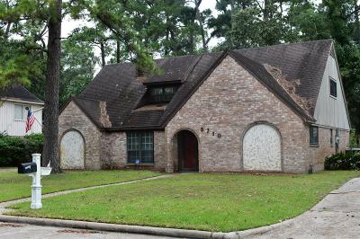 Houston Single Family Home For Sale: 5710 Lodge Creek Drive
