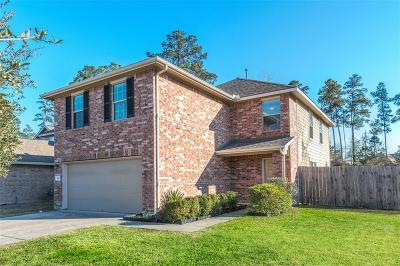 Conroe Single Family Home For Sale: 1600 Peach Dale Court