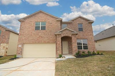Magnolia Single Family Home For Sale: 12407 Southern Trail Court