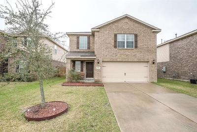 Rosharon Single Family Home For Sale: 9414 Ruby Mist Dr Drive