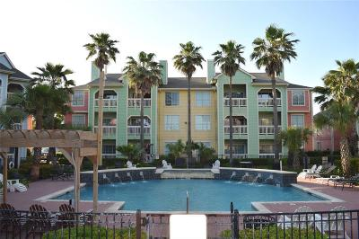 Galveston Condo/Townhouse For Sale: 7000 Seawall Boulevard #923