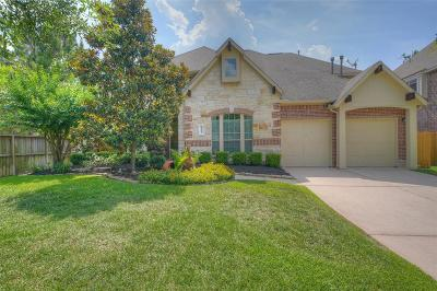 Conroe Single Family Home For Sale: 103 Arbor Hill Court