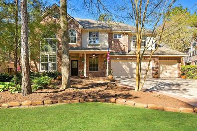 The Woodlands Single Family Home For Sale: 227 Maple Glade Circle
