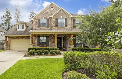 Conroe Single Family Home For Sale: 2441 W Bramlet Drive